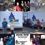 I want an awesome Party with my friends!!! www.magicmobilegames.com 707-450-6951 in Travis AFB, California