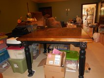 Bar height table with 4 chairs in Conroe, Texas