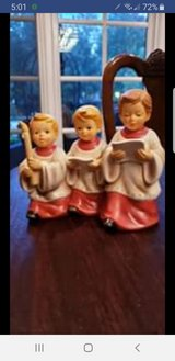 Goebel three choir boys figurine in Naperville, Illinois