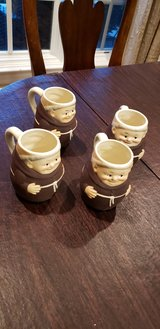 Goebel set of 4 Munk mugs in Naperville, Illinois