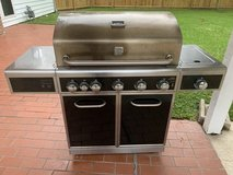Kenmore propane grill in Kingwood, Texas
