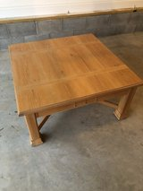 Coffee Table Solid Wood in Fort Campbell, Kentucky