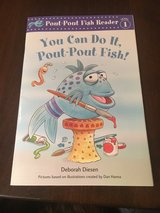 Pout-Pout Fish Book in Naperville, Illinois
