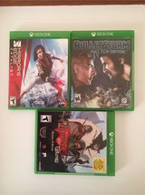Xbox one games in Okinawa, Japan