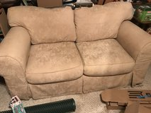 Couch and Loveseat Set in Warner Robins, Georgia