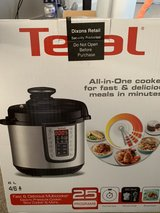 pressure cooker Tefal in Lakenheath, UK