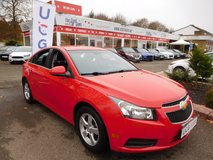 2014 Chevrolet Cruze 1LT Auto in Spangdahlem, Germany