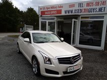 2013 Cadillac ATS 2.5L in Spangdahlem, Germany