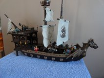 Mega Blocks Pirate ship in Lakenheath, UK