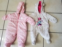 0-3 month winter coats / snow suits in Orland Park, Illinois