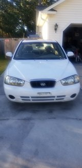 2003 Hyundai Elantra GLS for parts or whole car in Camp Lejeune, North Carolina