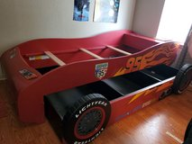 Lightning McQueen bed w/Trundle in Converse, Texas