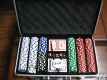 A&M Poker Set in Kingwood, Texas