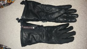 2 pair of motorcycle winter gloves (barely used) in Aurora, Illinois
