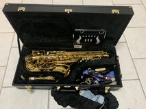 Alto Saxophone and case in Kingwood, Texas