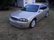 2005 Lincoln LS- Low miles! in Moody AFB, Georgia