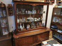 Antique  vitrine in Ramstein, Germany