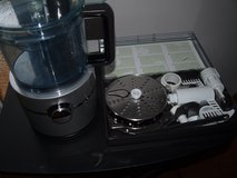 PCS Sale (15.): Food Processor Morphy Richards with lots of Attachments (Cast Body) Like NEW in Wiesbaden, GE