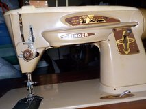 "Vintage""Singer"" Sewing Machine and Cabinet in Chicago, Illinois"