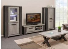 United Furniture - Matteo Entertainment including delivery in Ansbach, Germany