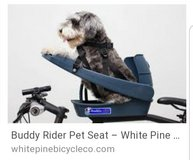Bike Pet Carrier - Buddy Ridder Pet Seat in Kingwood, Texas
