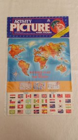 Nations Flags - Magic Stickers in Chicago, Illinois