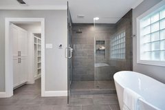 BATHROOM REMODELS FOR LESS in Conroe, Texas