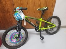 "Used Bike 16"" wheels. Good Condition in Bolingbrook, Illinois"