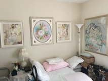 Numerous Wall Hangings,, framed paintings, prints and Mirrors in Vacaville, California