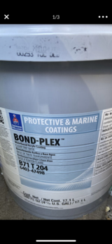 BondPlex Chelsea Gray DTM Paint 20 Gallons in Tacoma, Washington