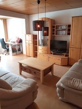 Apartment in Landstuhl / furnished / long + short term / no brokerage in Ramstein, Germany
