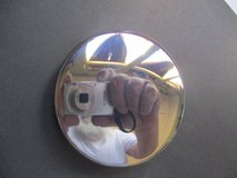 """N.O.S., """"32"""" Ford Polished Stainless Steel Gas Cap... in Yucca Valley, California"""