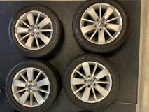 VW Jetta wheels and tires in Columbia, South Carolina