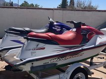 2 Yamaha Waverunners with Trailer in Alamogordo, New Mexico