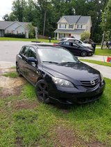 2 Mazda SP23 Hatchback Cars For Less Than The Price Of 1 in Camp Lejeune, North Carolina