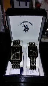U.s polo assn his&her watches in 29 Palms, California