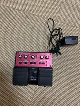 Boss RC-20 Loop Station Twin Pedal in Okinawa, Japan