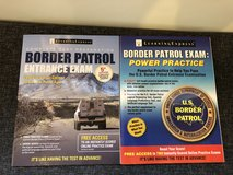 Border Patrol Exam Books in Okinawa, Japan