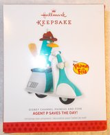 hallmark keepsake ornament agent p saves the day in Clarksville, Tennessee