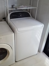 Whirlpool washer and dryer in Okinawa, Japan