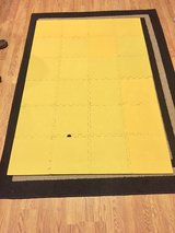 Baby/Toddler Foam Playmat. 4' x 6' in Glendale Heights, Illinois