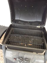 Small propane grill in Ramstein, Germany