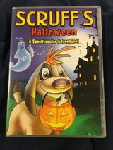Scruff's Halloween  dvd in Okinawa, Japan