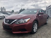 Certified 2017 Nissan Altima S !! PAYMENTS AS LOW AS $280 PER MONTH !! in Grafenwoehr, GE