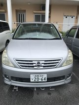 2003 Nissan Presage in Okinawa, Japan