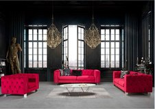 United Furniture - Rugato Living Room Set - Large Sofa with Bed - price includes delivery in Ramstein, Germany