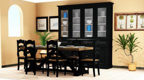 United Furniture - Provincial Dining Room Set including delivery available in all colors in Baumholder, GE