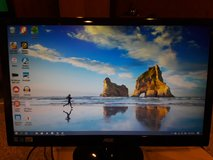 "AOC E2252SWDN 22"" LED LCD Monitor in Orland Park, Illinois"