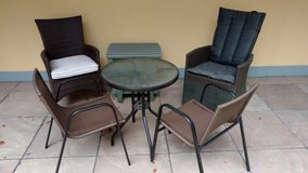 Patio furniture in Ramstein, Germany