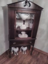Antique China cabinet in Warner Robins, Georgia